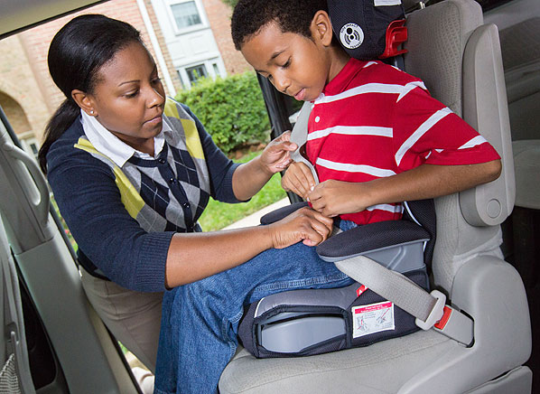 Is Your Child Ready For a Booster Seat? -
